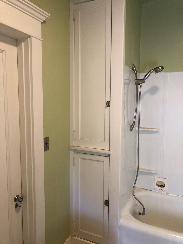 Luxury Bathroom Transformation (Before)