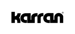 Karran: Quartz, Stainless Steel, Vitreous China, and Acrylic; Seamless integration into laminate, quartz, stone, and solid countertops