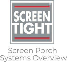 Porch Screen Systems By Screen Tight