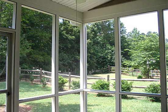 Porch Screen Systems at Builders Center Petersburg & Philippi, WV